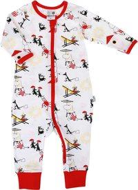 Pysj, pyjamas til baby nattdrakt